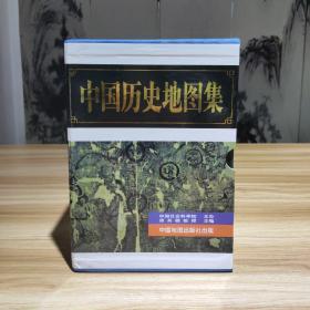 中国历史地图集 第一册:原始社会·夏·商·西周·春秋·战国时期