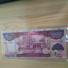 索马里兰10先令