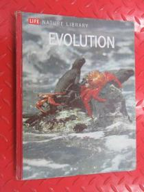 EVOLUTION     LIFE  NATURE   LIBRARY    硬精装