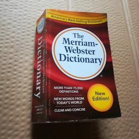 The Merriam-Webster Dictionary (New Edition)