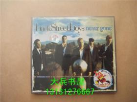 backstreet boys never gone 后街男孩 动感K歌2VCD