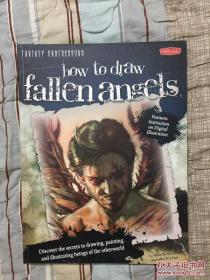 How to Draw Fallen Angels如何画堕落天使