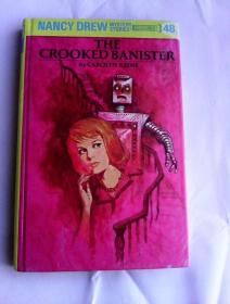 Nancy Drew Mystery Stories 48: The Crooked Banister    精装插图本  南茜·朱尔