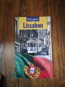 Polyglott Reiseführer, Lissabon【德文原版,36开彩印插图本】
