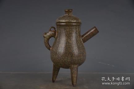 宋官窑执壶