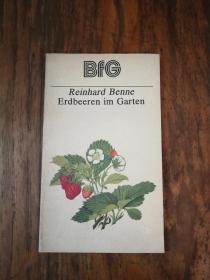 Erdbeeren im Garten【德文原版,36开本插图本】