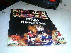 EURO2000决战欧罗巴(2000欧锦赛完全情报)【无光盘】