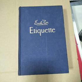 etiquette--emily post