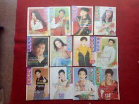 怀旧收藏杂志《中外电视》1995年12期全海峡文艺出版社代号34-29