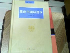泛海书院丛书:重建中国经济学