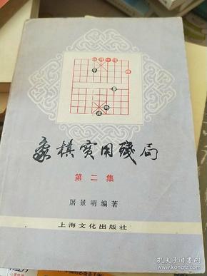 象棋实用残局第2集。