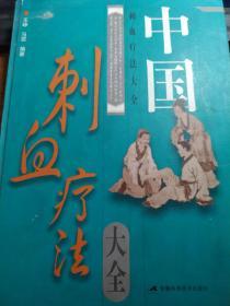 中国刺血疗法大全 第二版