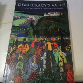 Democracy\s Values (Contemporary Political Theory)