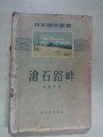 沧石路畔-青年创作丛书