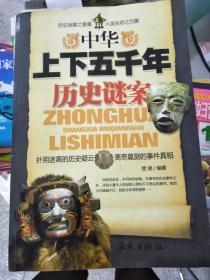 特价!中华上下五千年历史谜案9787802105522