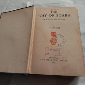 星星之道:英文小说  the way of stars
