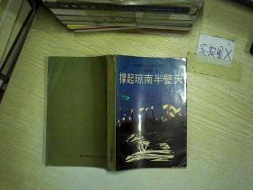 华南解放区文学作品选海南卷: 撑起琼南半壁天(签赠本)