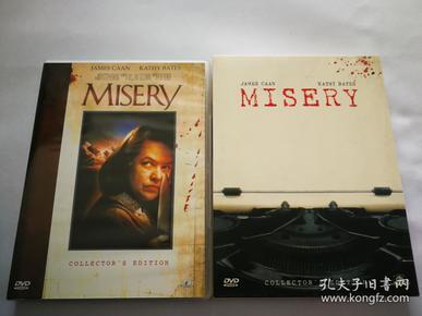 《危情十日》特别收藏版DVD。