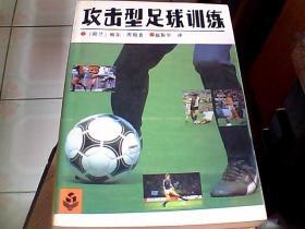 攻击型足球训练:足球基本技术训练指南