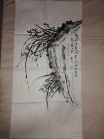 原中国社会科学出版社社长杜敬国画作品(8)