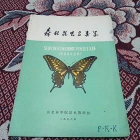 森林昆虫分类学