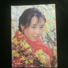 《大众电影》   1984年第9期  封面:吴玉芳/封底:钟楚红
