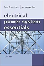 美版精裝 Electrical Power System Essentials 電子電力系統基礎