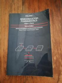 Semiconductor Fundamentals: Volume I (2nd Edition)