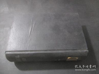 ZOOLOGICAL RECORD  85 1948  动物学记录  85卷  1948年  以图为准