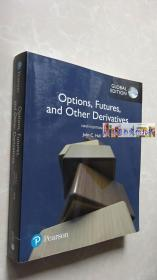 Options, Futures, and Other Derivatives 9th 正版