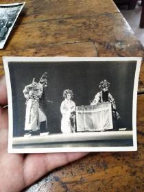 五六十年代――戏曲舞台剧照――照片