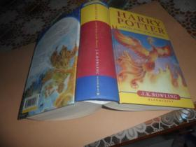 Harry Potter and the Order of the Phoenix (精装 英文原版)