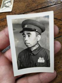 1950年中国人民解放军半身像照片