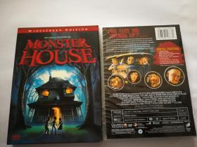 怪兽屋    收藏版DVD。