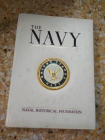 THE NAVY NAVAL HISTORICAL FOUNDATION(皮面精装)