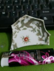 瓷片标本官窑龙纹