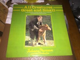 黑胶唱片  all greatures great and small