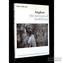 【包邮】1993年 Angkor: The Serenity of Buddhism