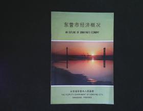 东营市经济概况(画册)