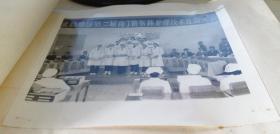 【黑白老照片】《武昌地区第二届南丁格尔杯护理技术比赛大会》一组十七张 26*20cm 应该是八十年代初期的