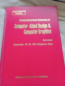 Computer-Aided design &Computer Graphics