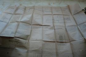 男式长裤纸样(服装纸样编16号)带语录