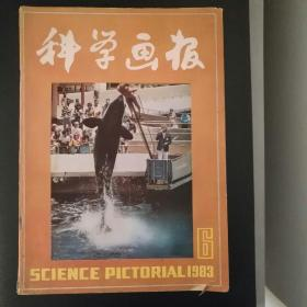 科学画报(1983年第6,9,10,11期)
