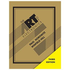 电子电路设计的艺术 The Art of Electronics 3rd Edition 英文原版