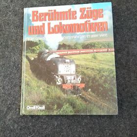 BerÜhmte ZÜge und Lokomotiver(很有名的火车和火车头) 内有大量黑白图片