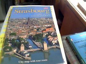 Historic City on the Ill   Strasbourg