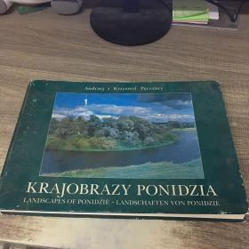 英文书一本  国外风景