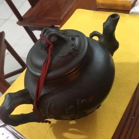 紫砂壶/致密/任红芳款