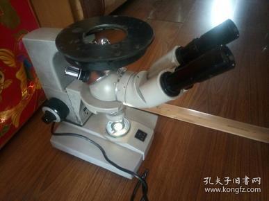 上海金相倒置双目高级显微镜