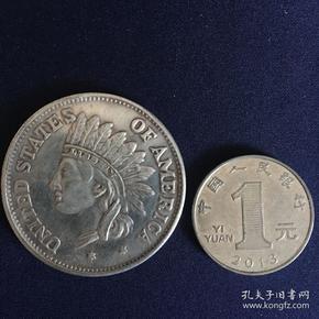 外国硬币 29